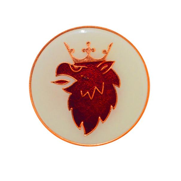 Emblema Galo Scania L110 111 Jacaré