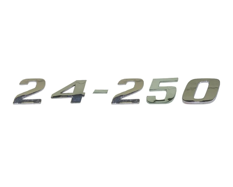 Emblema 24250 Vw Constellation Cromado